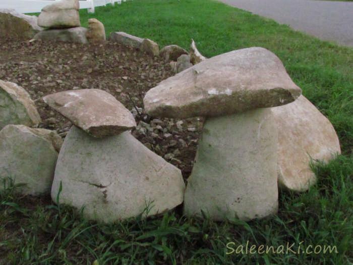 1-GardenSong Stone Beings in LIon's Gate Garden