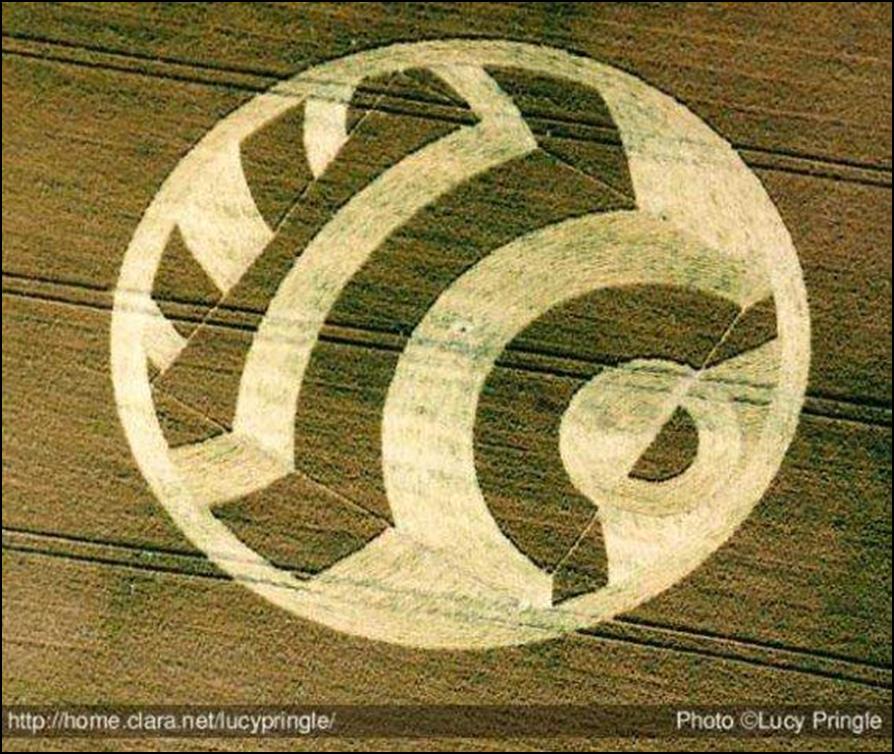 Crop-Circle Shield