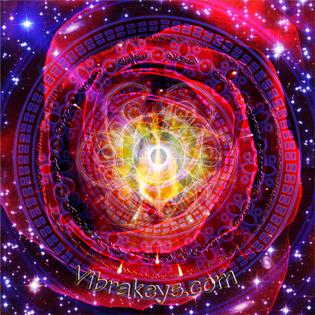 VK62 Cosmic Rose Stargate